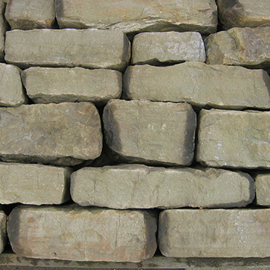 Horsham Cropped Walling Stone