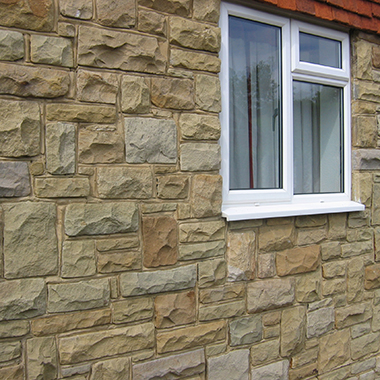 New York Dressed Walling Stone
